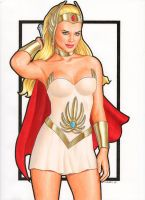 She-Ra    Princess of Power by Promethean-Arts