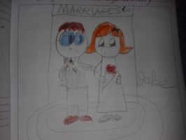 Jake and Tilda Get Married by jakelsm