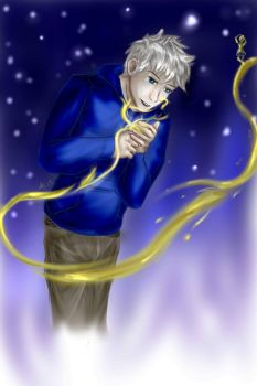 Jack Frost and Dream Sand by melantha2