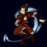 DANCE - Azula by TobuIshi