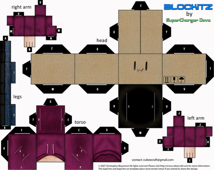 Cubeecraft Blockitz by SuperCharger-Dave