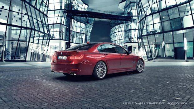 BMW_7Series_F01_XXIV by DuronDesign