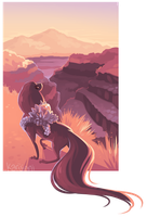 [COM] Sunset by Karijinni
