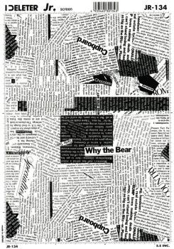 Why the Bear by screentone