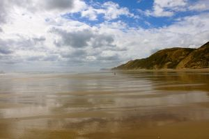 Baylys Beach by Applemac12