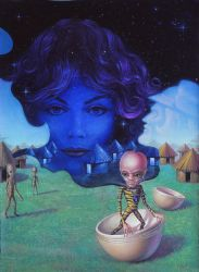 The Easy Way by AlanGutierrezArt