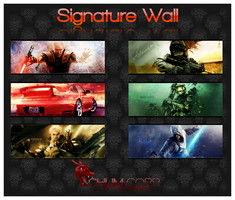 Signature Wall No.1 by Chum162