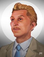 Ray Gillette by fah-qeu
