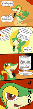 The Grasshole show 1 by YattaroSB