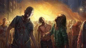 War z by AndreyDenisov