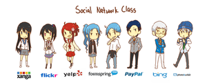 internet: social networking 2 by jackettt