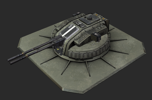 Weapon system#1 by PowerPointRanger