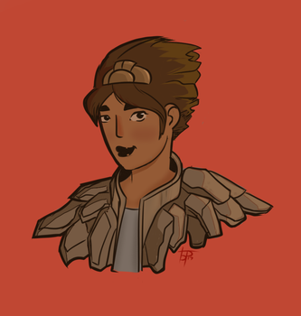 Taliyah league of legends by BruceHames