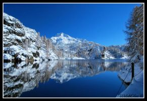 Marcio Lake, part 2 by WelshGlue