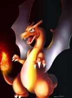 Charizard by XDroxLOL