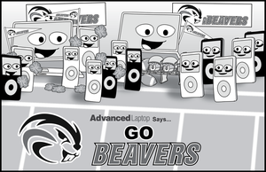 iBeavers Football by Dragavan