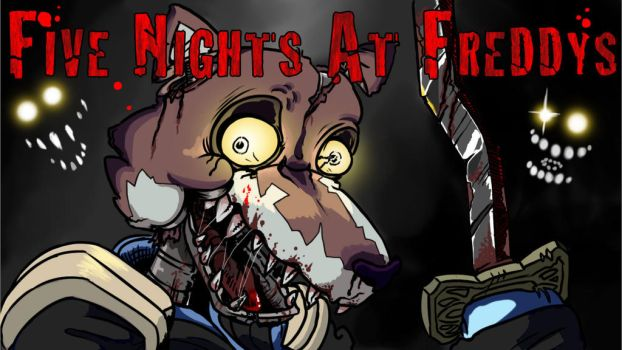 Five Nights at Sajin's [GAMEPLAY LINK INCLUDED] by BoltroBankai