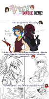 Double Meme - With Asche by LiLaiRa