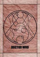 Doctor Who in Gallifreyan by BrittanyMichel