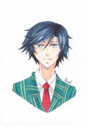 Tokiya Ichinose by CrystalMelody-FT