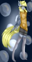 Derpy Hooves anthro thingy??? by artisticBeats