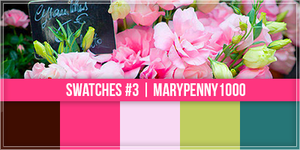Swatches #3 - MaryPenny1000 by MaryPenny1000