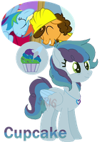 Cupcake 2018 by SuperRosey16