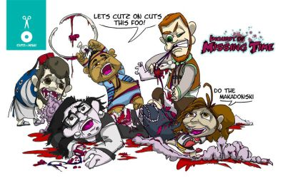 Skrillex cut and mixed! by Castiron-Shoe-Monkey