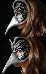 Masked 14 by faestock