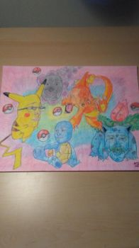 Pokemon by offman89