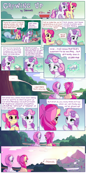 Growing Up by Bobdude0