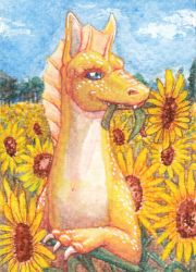 ACEO atorife by Phoeline