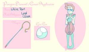 [PDC] White Pearl Application by crumplebottom