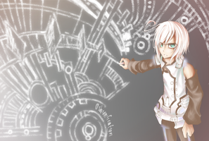 Piko- Muted Feelings by Oshiroification