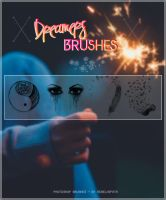 Dreamers Brushes by silly-luv