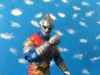 Custom Jet Jaguar 13 by godzilla154