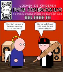 Real Conscience - Volume 1 : Riot Like Chimps by WesLesley