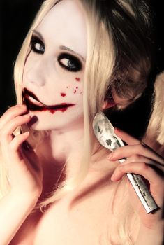 Look Puddin, now I'm just like you by Stephvanrijn