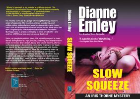 Slow Squeeze Print Cover by Dafeenah