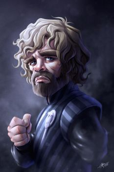 Tyrion Lannister by hydriss28