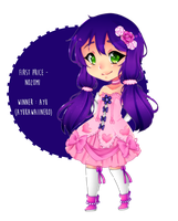 Nozomi from Love Live ! ~ (Price from of Giveaway) by Mimyoi