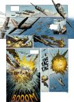 Air battle page by Jovan-Ukropina
