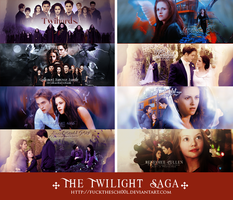 The Twilight Saga by Fuckthesch00l