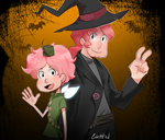 Rosaween by canttel