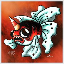 Pokemon of the Week - Seaking by Noyle