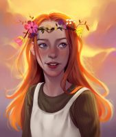 Anne with an ''e'' by cosmogirll