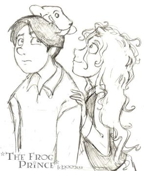 The Frog Prince - HP by lberghol