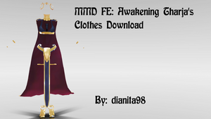 MMD FE:Awakening Tharja's Clothes Pack Download by dianita98