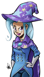 Trixie by TheArtrix