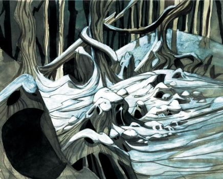 Forest by Sally-Avernier